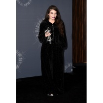 Lorde in Chanel